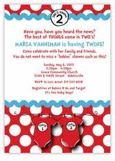 thing 1 and thing 2 baby shower dr seuss style baby shower