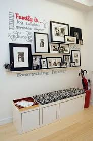 ideas for displaying photos on wall ideas para decorar con fotos decoracion de interiores