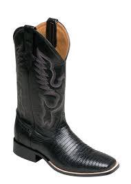 ferrini s chocolate teju lizard boots s toe 11193 09 rural king