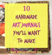 book binding tutorial archives mindful art studio