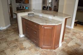 2 tier kitchen island 64 deluxe custom kitchen island designs beautiful within 2 tier