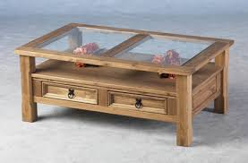 wood coffee table with glass top lovable coffee table glass top round wood with new regard to 13