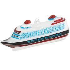 paddle boat ornament ornaments