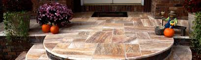Choosing The Right Paver Color Travertine Pavers Colors And Patterns Guide 2016 Sefa Stone