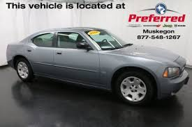 2006 dodge charger base used 2006 dodge charger base for sale muskegon mi