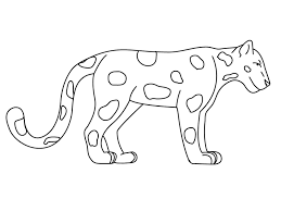 free printable animal coloring pages 3195