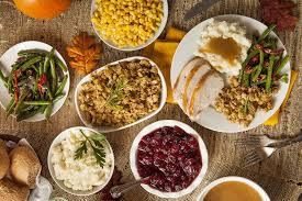 thanksgiving traditional thanksgiving dinner chatty gourmet menu