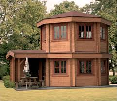 2 story guest house garden shed i would love to have this one or