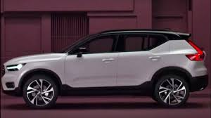 volvo official site 2018 volvo xc40 suv photos and design details leak ahead of