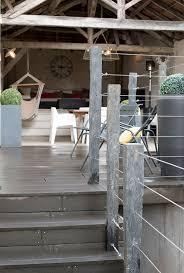 garde corps jardin as 10 melhores ideias de terrasse en composite no pinterest