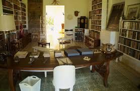 Hemingway Desk Where Hemingway Wrote And Drank In Havana