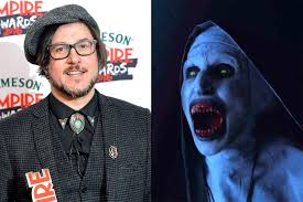 Conjuring Halloween Costumes Conjuring 2 Spin Lands Corin Hardy Director