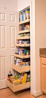 kitchen storage cabinets narrow 45 best small kitchen storage organization ideas and