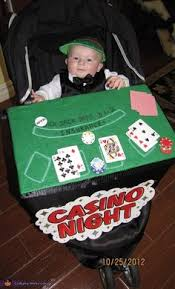 Cute Infant Halloween Costume Ideas Cute Baby Halloween Costume Stroller Blackjack Dealer