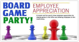 board themed employee appreciation board theme