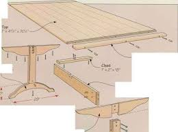 making a trestle table trestle table shaker furniture furniture making blog