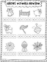 short vowels worksheets free worksheets library download and