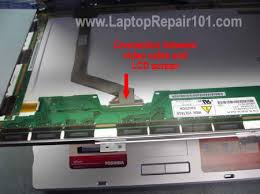 lcd screen turned completely white laptop repair 101