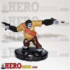 gorilla man marvel hammer of thor heroclix 029 herominis com
