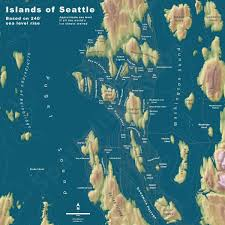 Seattle Weather Map by These Maps Show Us Cities Once The Ice Caps Have Melted Citymetric
