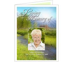 memorial program ideas tranquility clipart catholic funeral pencil and in color