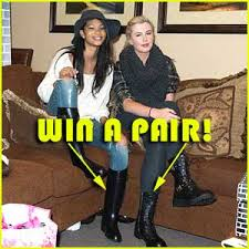 dirty riding boots win a free pair of dirty laundry boots contests just jared jr