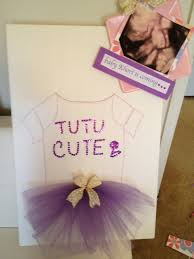 tutu centerpieces for baby shower baby shower event decor
