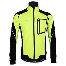 warm cycling jacket winter cycling clothing amazon co uk