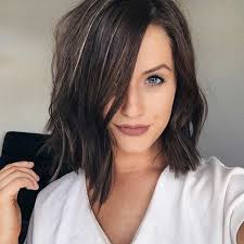 hairstyles that hit right above the shoulder best 25 shoulder length bob haircuts ideas on pinterest bob