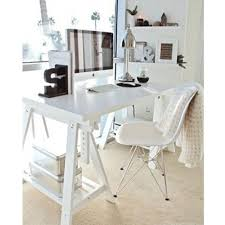 Ikea Adjustable Desk Legs Ikea Linnmon White Office Desk Table Height Adjustable Legs