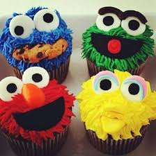 sesame cupcakes 50 of the cutest cupcakes you ll see sesame