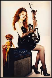 Lux Interior And Poison Ivy Poison Ivy The Queen Of Psychobilly Punk Another