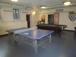 Pool And Ping Pong Table Game Room Branford College