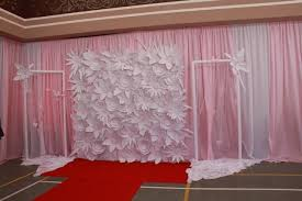 wedding backdrop size white amd pink color wedding backdrop weddings