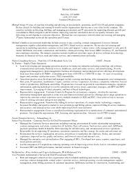 Procurement Resume Examples by Procurement Resume Sample Resume For Your Job Application