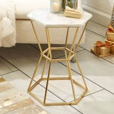 marble accent table marble top accent table wayfair