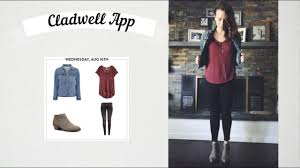 minimalist wardrobe best apps stylebook vs cladwell youtube