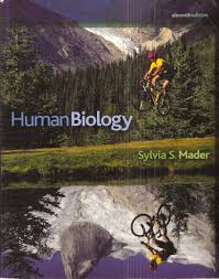 human biology eleventh edition sylvia s mader 9780073377988