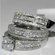 Wedding Ring Trio Sets by 168 Best Rings Images On Pinterest Engagement Rings Rings And
