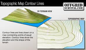 how to read topographic maps navigation how to read topographic maps