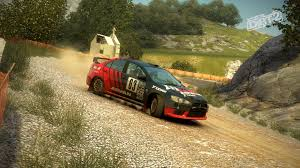 mitsubishi rally car mitsubishi lancer evolution x colin mcrae rally and dirt wiki