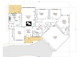 Kris Jenner House Floor Plan by One Acre House Plans U2013 Modern House