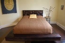 wooden king size headboard foter