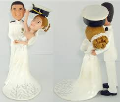 marine cake topper and unique wedding cake toppers cherry