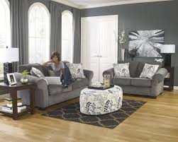 buy makonnen charcoal living room set by signature design from