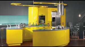 yellow modern kitchen awesome modern kitchen design ideas glossy modern kitchen youtube