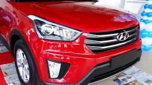 Hyundai Ix25 Interior Hyundai Creta Ix25 Exterior And Interior Launch Day Hd Youtube