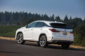 lexus rx exhaust 2017 lexus rx 350 review autoguide com news