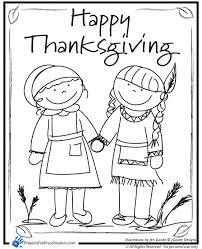 preschool thanksgiving coloring sheets happy thanksgiving