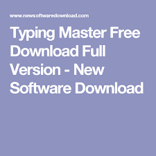 free typing full version software download typing master free download full version typing master and software
